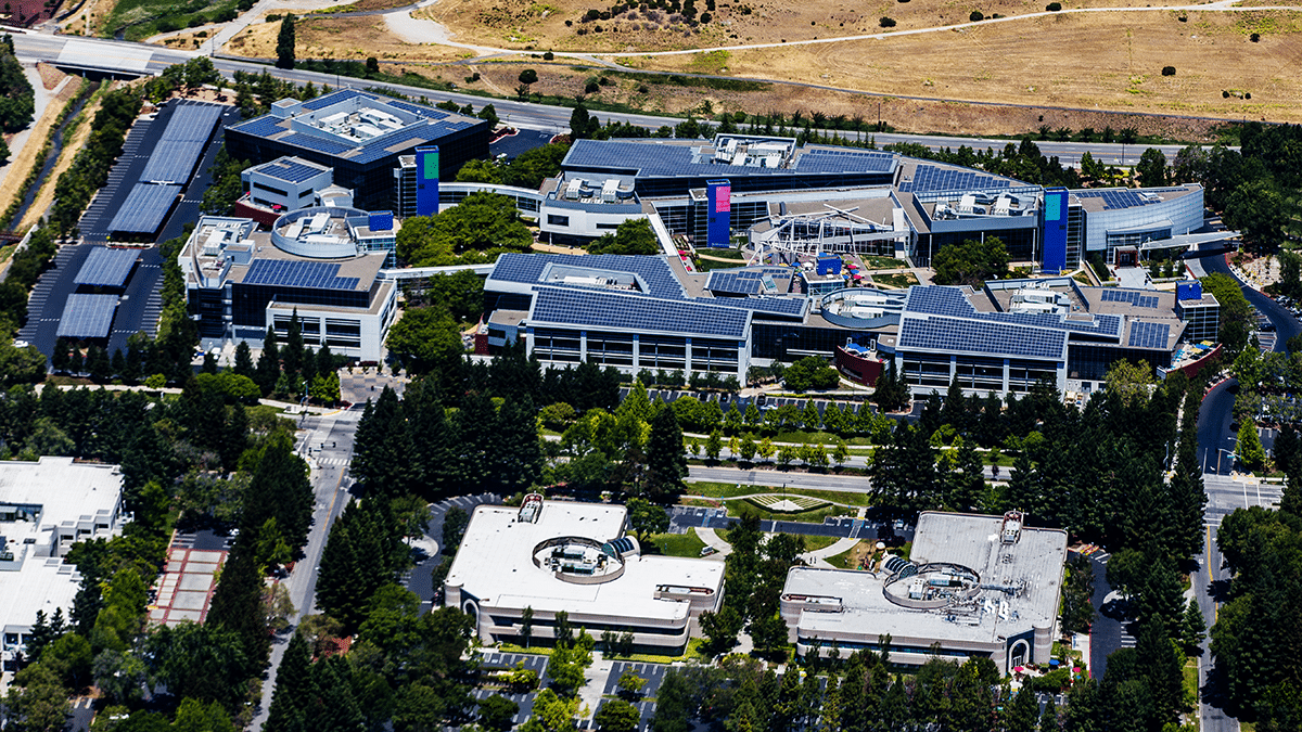 alphabet inc headquarters