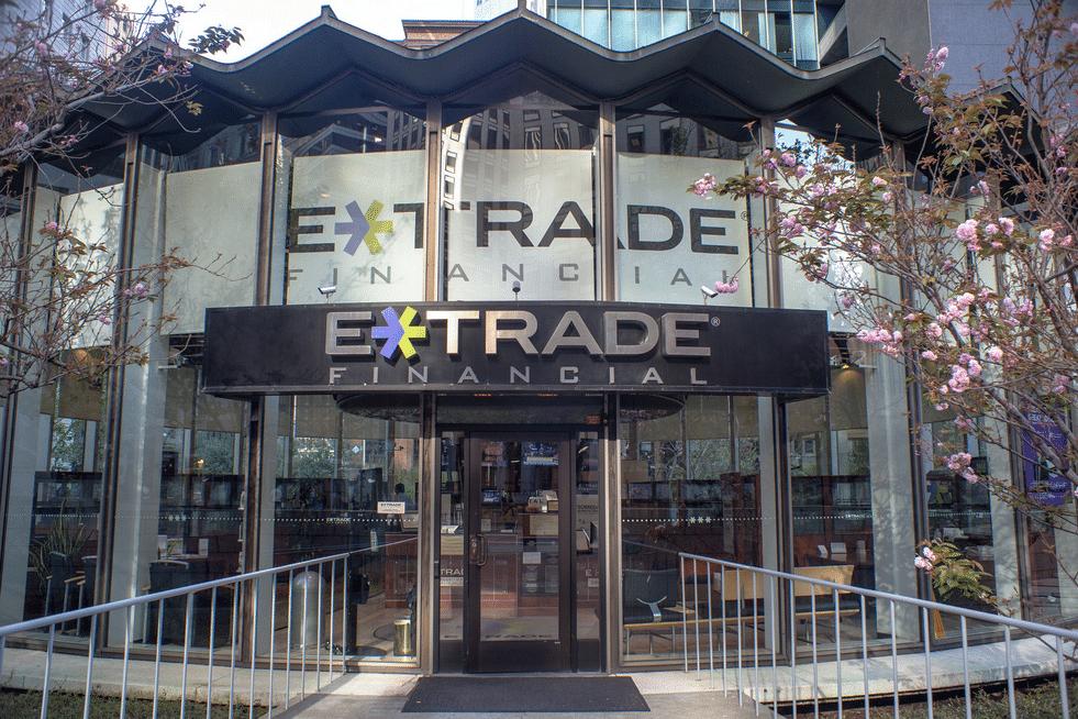 etrade financial center market st san francisco, E-Trade: Headquarters