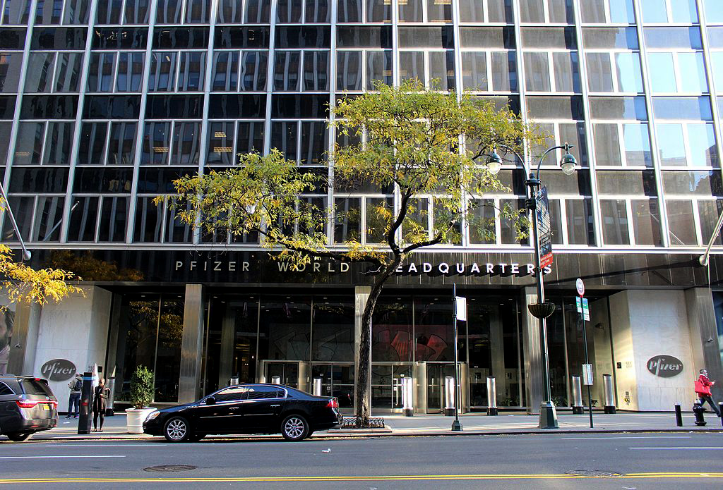 Pfizer Inc Headquarters All Office Locations And Addresses