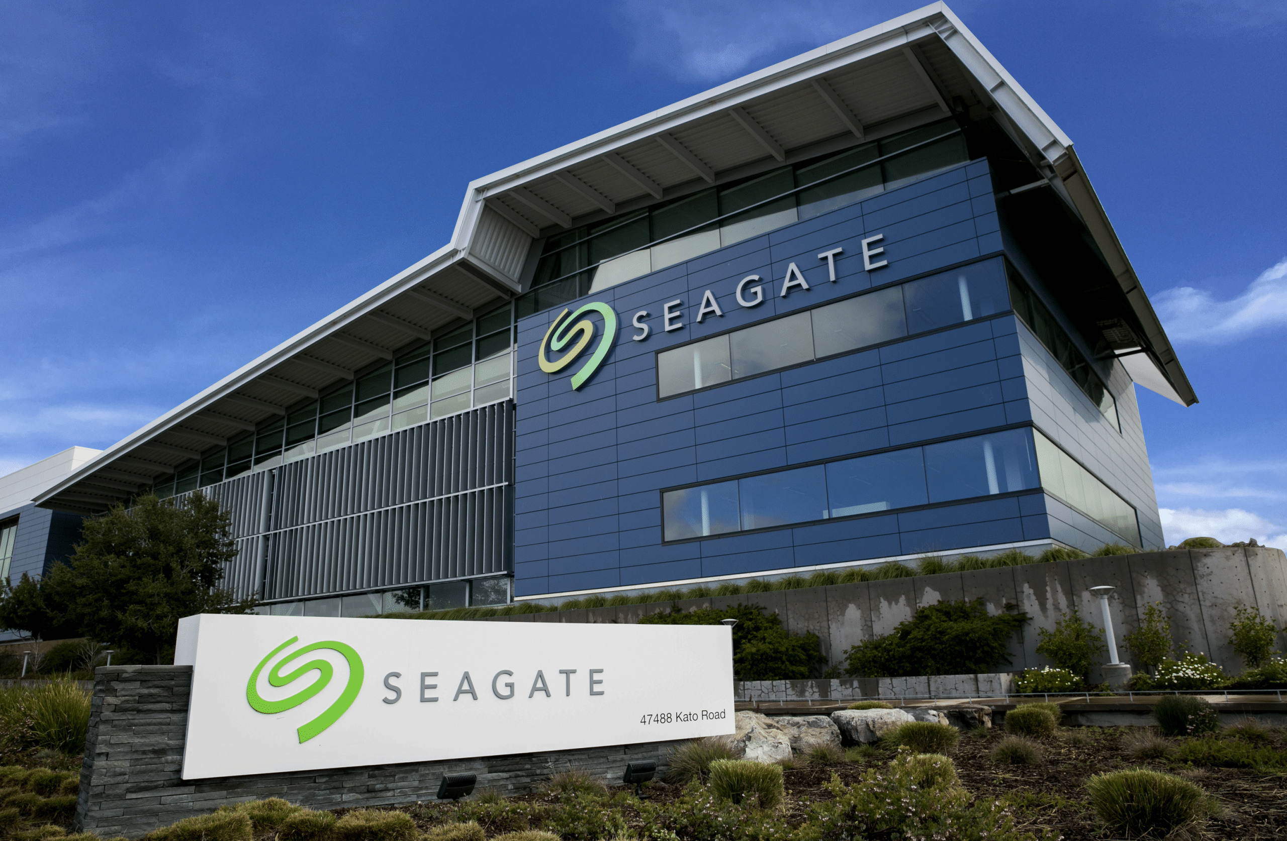 Seagate Technology Headquarters, NASDAQ: STX