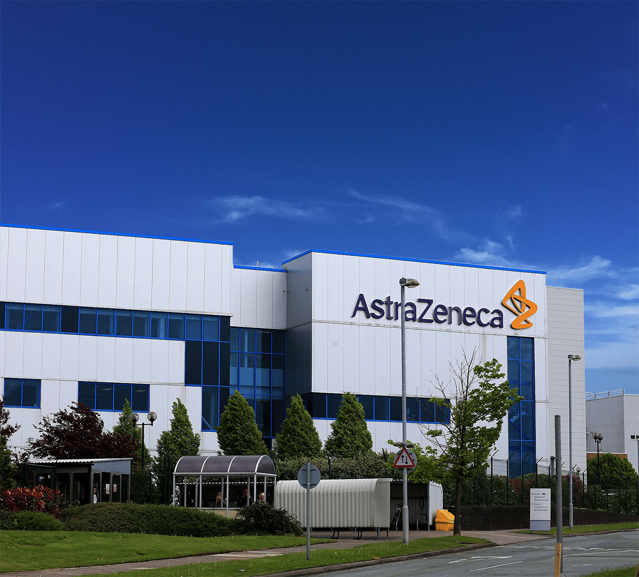 astrazeneca headquarters