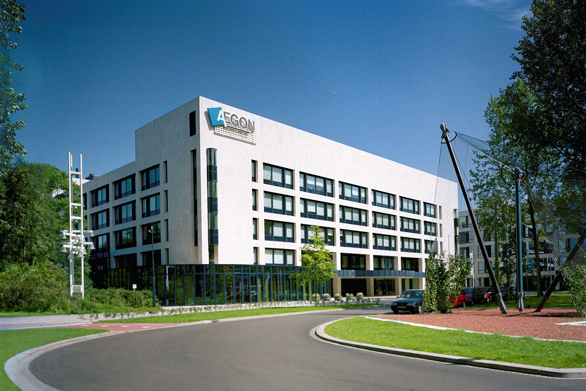 Aegon Headquarters office