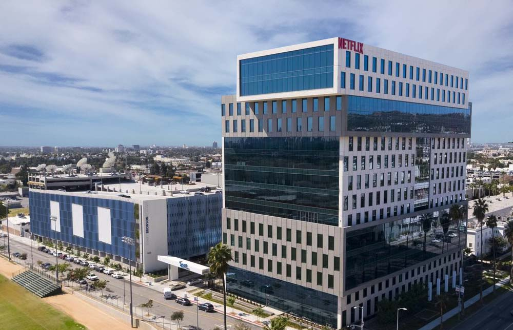 netflix headquarters building
