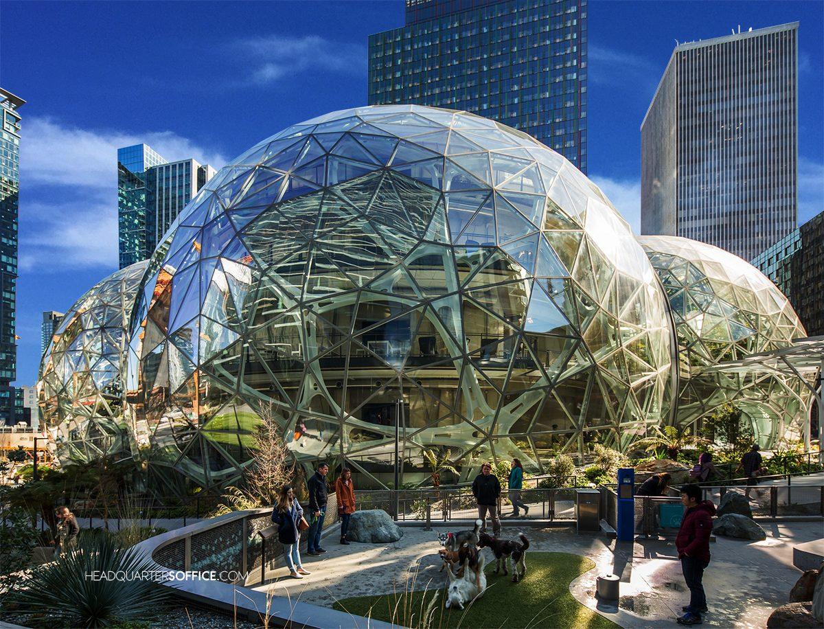 amazon headquarters